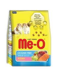ME-O Kitten Ocean Fish Flavor Dry Cat Food – 1.1kg & 3kg