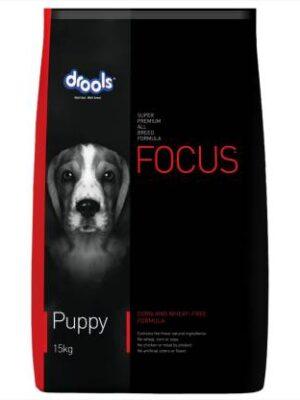 Drools Focus Puppy Super Premium Dry Dog Food – 1.2kg to 15kg