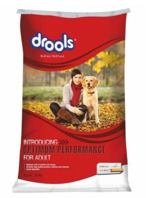 Drools Optimum Performance Adult Dry Dog Food – 10kg & 20kg