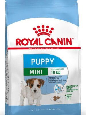 Royal Canin Mini Puppy  Dry Dog Food – 4kg & 8kg