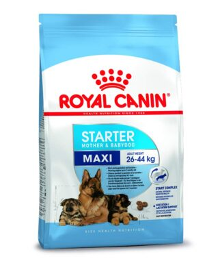 Royal Canin Maxi Starter Dry Dog Food – 1kg to 15kg