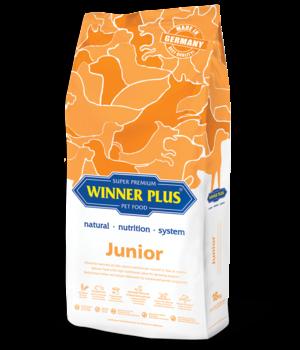 Winner Plus Junior Puppy Dog Food 3kg & 18kg