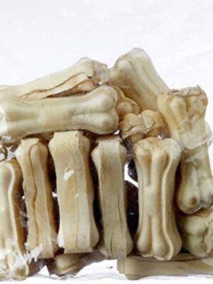 Delicacy Pet Food & Supplies Dog Bones Chew Treat – (3 inch)